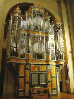 buffets d 39 orgues peints par fran ois roux. Black Bedroom Furniture Sets. Home Design Ideas